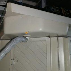 Раковина со шкафом 1