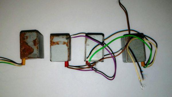 Катушка на электромагнитный клапан Truma 1