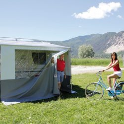 Fiamma Caravanstore 410 XL — ручная маркиза и палатка 1