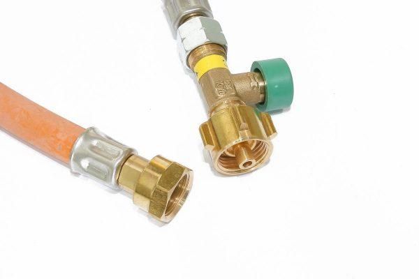 Газовый шланг Truma G.12 с защитным клапаном