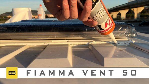 Люк Fiamma Vent 50 1