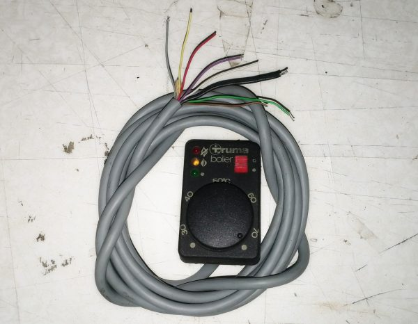 Пульт управления бойлером Truma B10. Тип 1