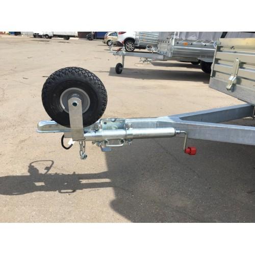 Зажимной поворотный хомут AL-KO для опорного колеса. Диаметр 48 — купить онлайн с доставкой