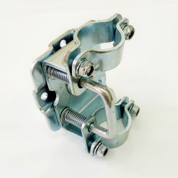 Зажимной поворотный хомут AL-KO для опорного колеса. Диаметр 48
