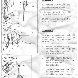 Распределитель газовый Carver 1