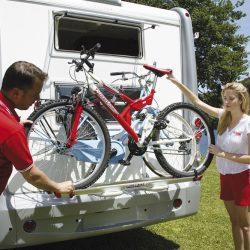 Велокрепления Fiamma Carry-Bike: Ваш велосипед всегда с вами