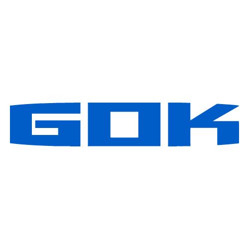Логотип GOK