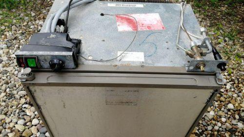 Холодильник Electrolux RM6250 1
