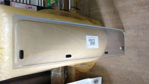 Стекло для Dometic S5 1200*350