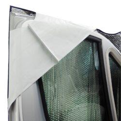 Термоизоляция на передние стёкла автодома For Seasons 1