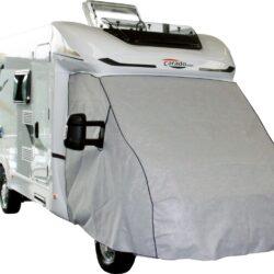 Фото — Термоизоляция на кабину автодома Tyvek Supra-FC 6