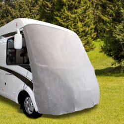 Фото — Термоизоляция на кабину автодома Tyvek Supra-FC 10