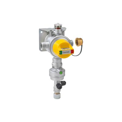 Безопасное газовое отопление во время движения