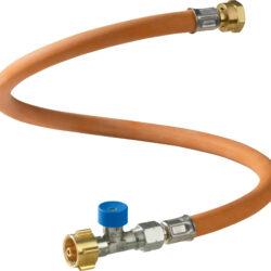 Газовый шланг GOK Caramatic ConnectDrive с защитой от разрыва