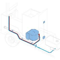 Газовый бойлер Truma Boiler Gas 1