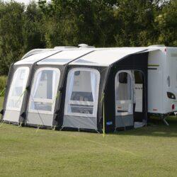 Dometic Ace Air палатка для каравана
