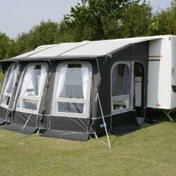 Dometic-Kampa надувные палатки для караванов