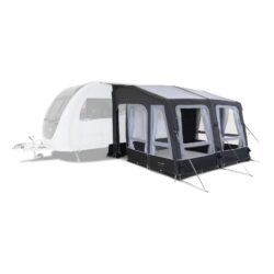 Фото — Dometic Grande Air палатка для каравана 0