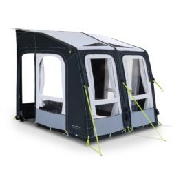 Фото — Dometic Rally Air Pro. Палатка для каравана 1