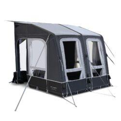 Фото — Dometic Rally Air Pro. Палатка для каравана 4