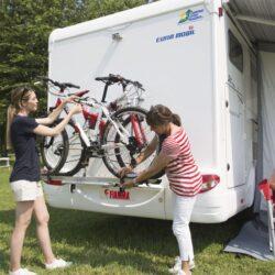 Fiamma Carry-Bike Pro велосипедные крепления для автодомов