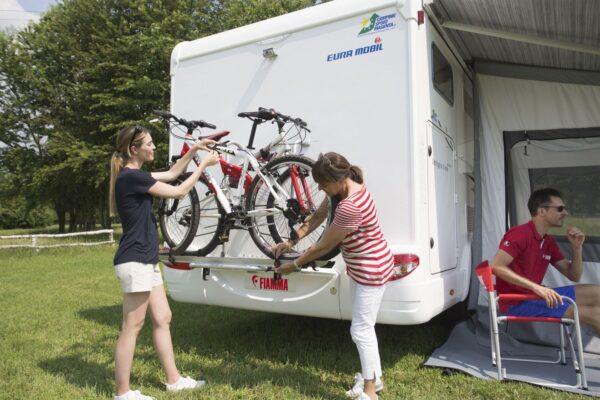 Fiamma Carry-Bike Pro велосипедные крепления для автодомов — купить онлайн с доставкой