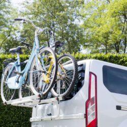 Fiamma Carry-Bike Campervan велосипедные крепления для кемпервенов