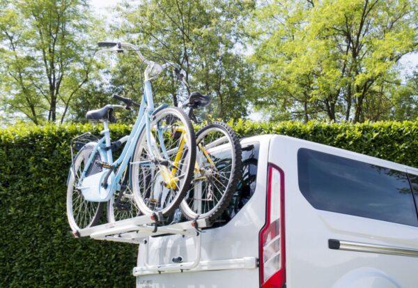 Fiamma Carry-Bike Campervan велосипедные крепления для кемпервенов — купить онлайн с доставкой