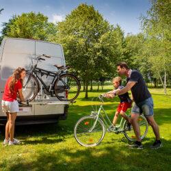 Fiamma Carry-Bike Van велосипедные крепления для кастенвагенов