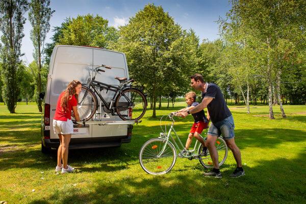 Fiamma Carry-Bike Van велосипедные крепления для кастенвагенов — купить онлайн с доставкой