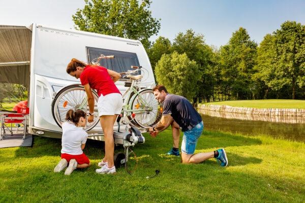 Fiamma Carry-Bike Caravan A-Frame велосипедные крепления для караванов — купить онлайн с доставкой