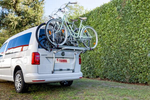 Fiamma Carry-Bike VW велосипедные крепления для кемпервенов