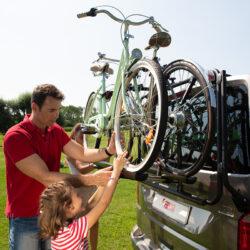 Fiamma Carry-Bike VW T5 / VW T6 велосипедные крепления для кемпервенов