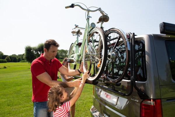 Fiamma Carry-Bike VW T5 / VW T6 велосипедные крепления для кемпервенов — купить онлайн с доставкой