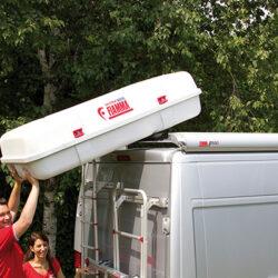 Fiamma Roller Roof Rail ролик для багажника на крыше