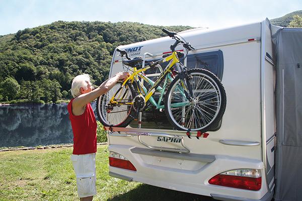Fiamma Carry-Bike Caravan Back Wall велосипедные крепления для караванов — купить онлайн с доставкой