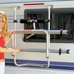 Fiamma Carry-Bike Caravan Back Wall велосипедные крепления для караванов 1