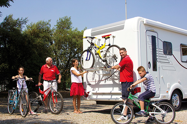 Fiamma Carry-Bike Special Editions велосипедные крепления для автодомов — купить онлайн с доставкой