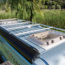 Fiamma Roof Rail Ducato рейлинги для Fiat Ducato