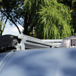 Fiamma Roof Rail Ducato рейлинги для Fiat Ducato 1