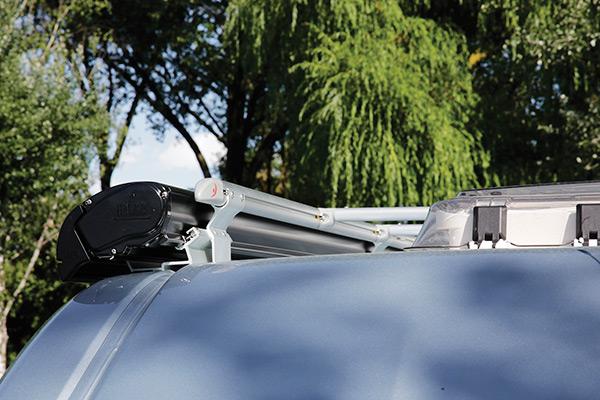 Fiamma Roof Rail Ducato рейлинги для Fiat Ducato — купить онлайн с доставкой