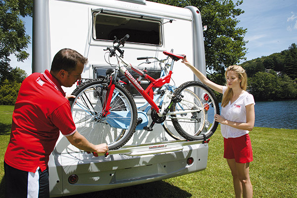 Fiamma Carry-Bike L велосипедные крепления для автодомов