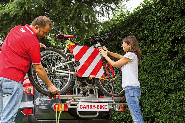 Fiamma Carry-Bike SUV велосипедные крепления для внедорожников — купить онлайн с доставкой
