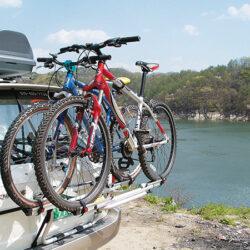 Fiamma Carry-Bike SUV велосипедные крепления для внедорожников