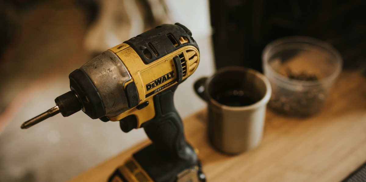 Приобретите приличные инструменты
