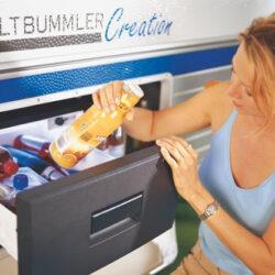 Dometic Серии CD. Встраиваемые холодильники 1