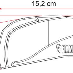 Fiamma F40van маркиза накрышная 1