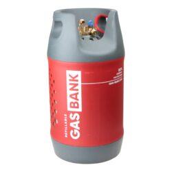 Фото — GasBANK — заправляемый газовый баллон 1