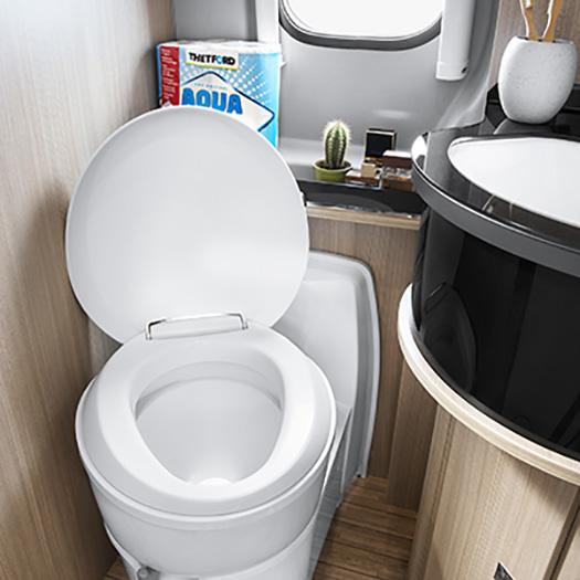 Туалеты Thetford серии C223/C224 — купить онлайн с доставкой