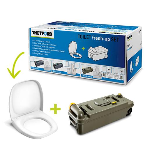 Кассеты для туалетов Thetford — купить онлайн с доставкой